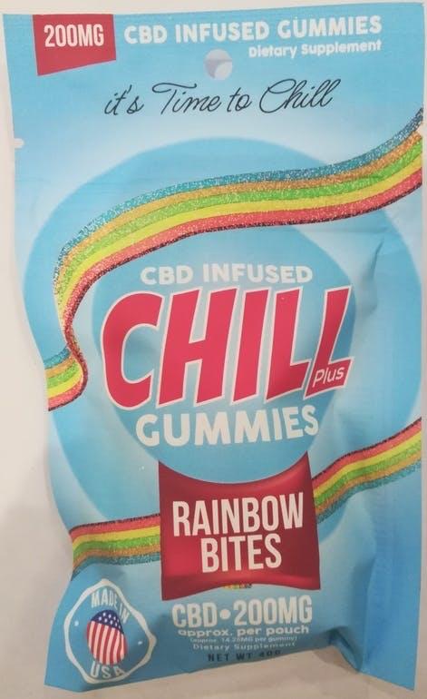 chill gummies cbd infused